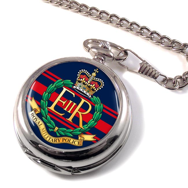 Corps of Royal Military Police (British Army) Pocket Watch