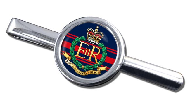 Corps of Royal Military Police (British Army) Round Tie Clip