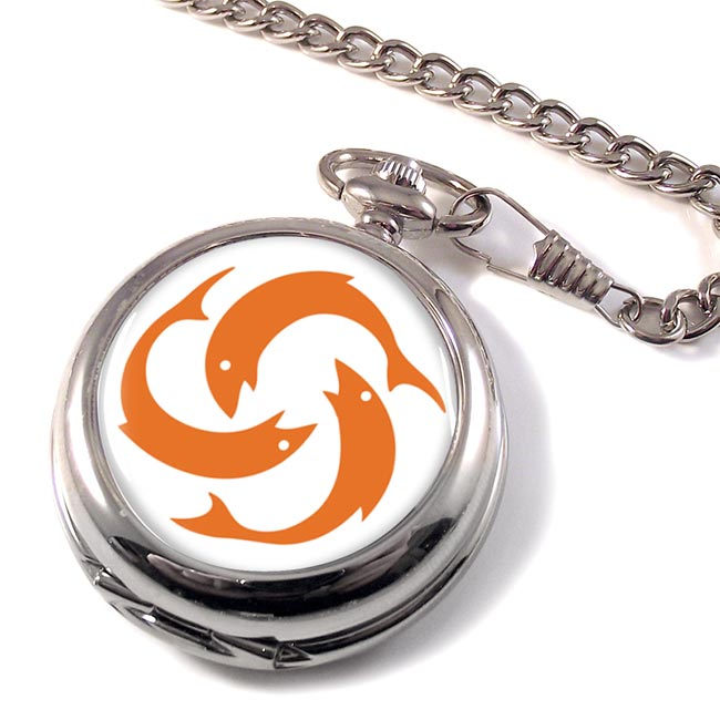 Anguilla Pocket Watch