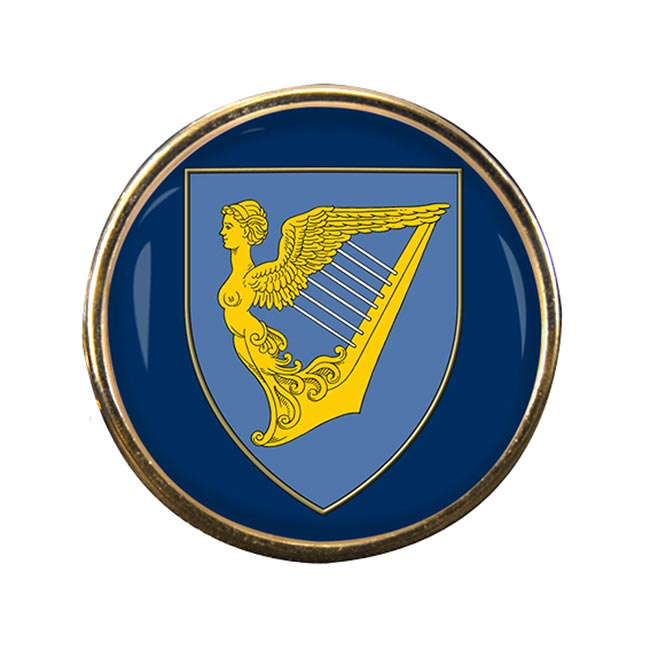 County Armagh (Historical) Round Pin Badge