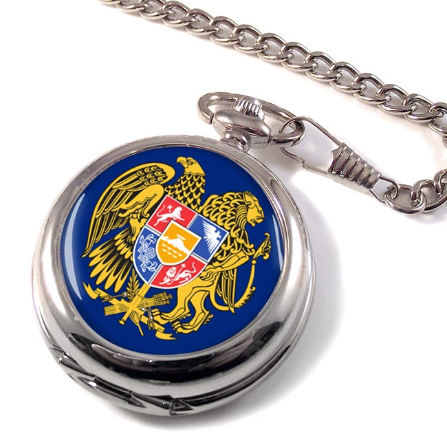 Armenia  Pocket Watch