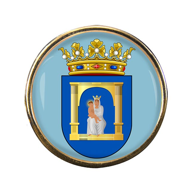 Assen (Netherlands) Round Pin Badge