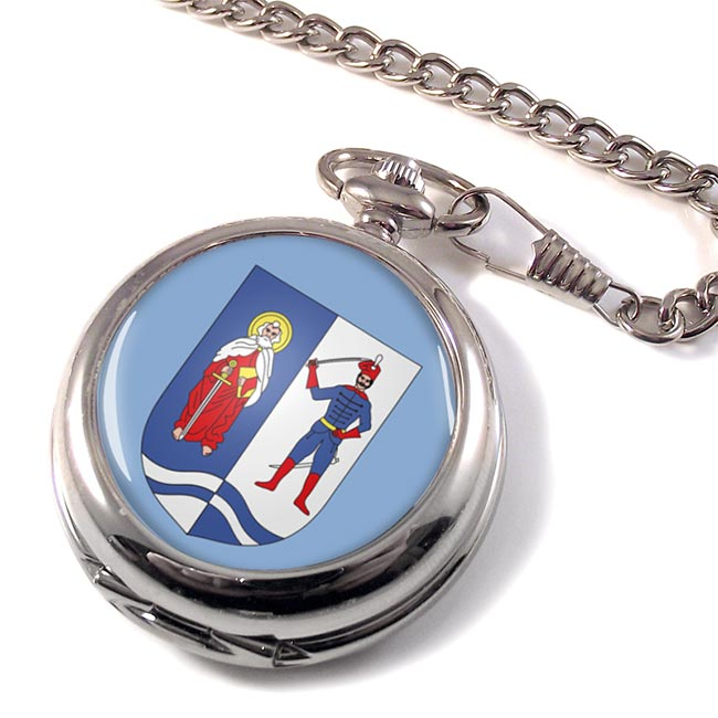 Ba�cs-Kiskun (Hungary) Pocket Watch