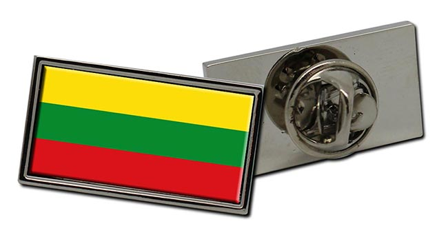 Bolivar (Colombia) Flag Pin Badge