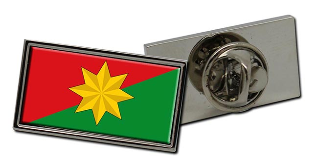 Casanare (Colombia) Flag Pin Badge
