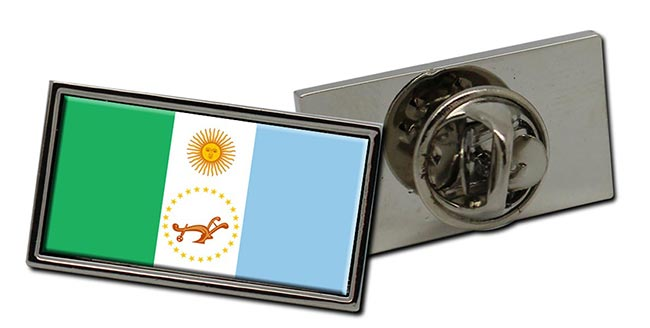 Argentine Chaco Flag Pin Badge