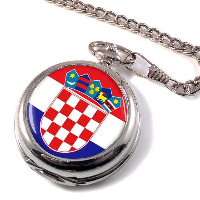 Croatia (Hrvatska) Pocket Watch
