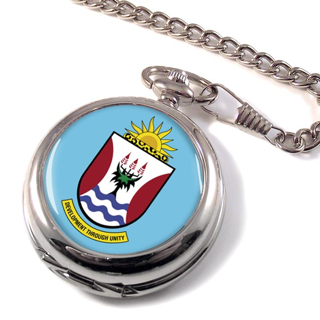 Eastern Cape (South Africa) Pocket Watch