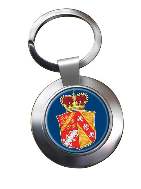 Elsass-Lothringen (Germany) Metal Key Ring
