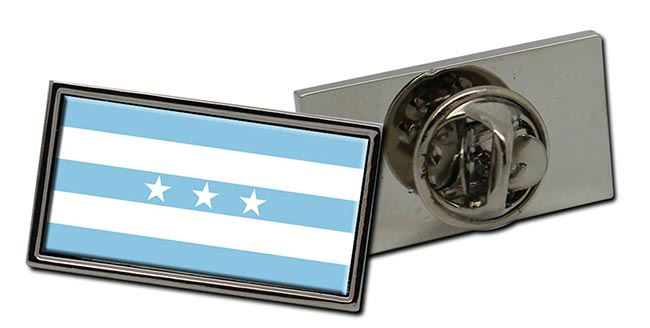 Guayaquil Flag Pin Badge