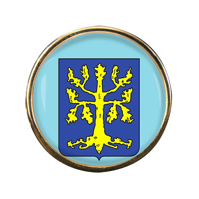 Hagen (Germany) Round Pin Badge