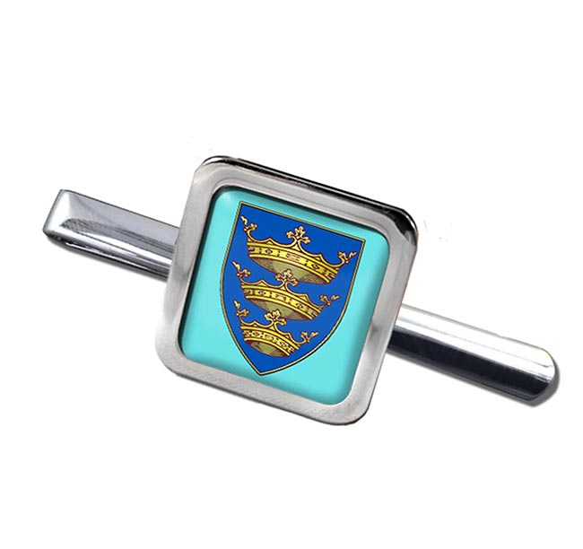 Kingston upon Hull (England) Square Tie Clip