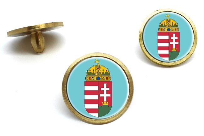 Hungary Coat of Arms Golf Ball Marker