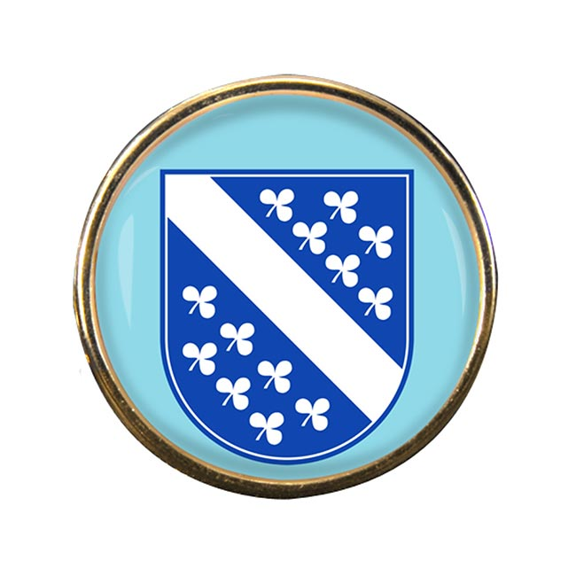 Kassel (Germany) Round Pin Badge