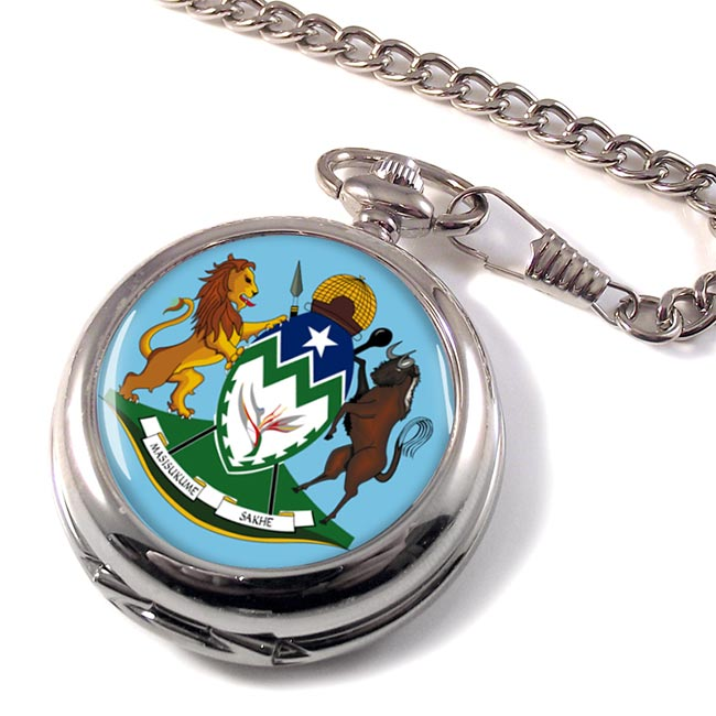 KwaZulu-Natal (South Africa) Pocket Watch