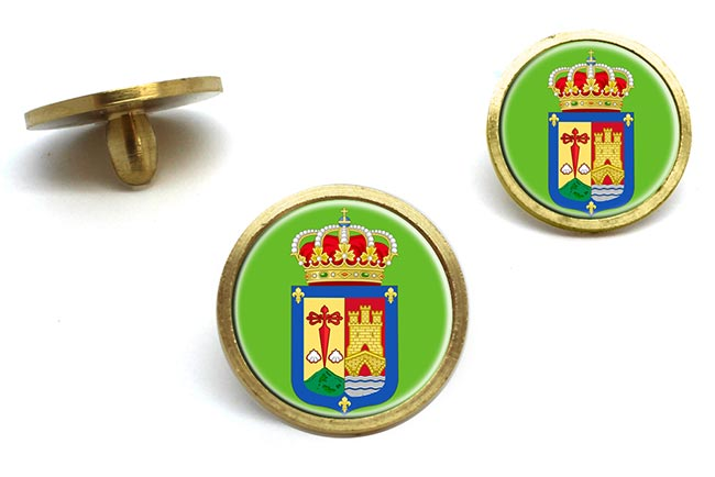 La Rioja (Spain) Golf Ball Marker