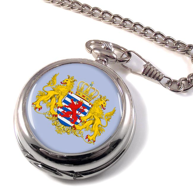 Grand-Duche de Luxembourg Pocket Watch