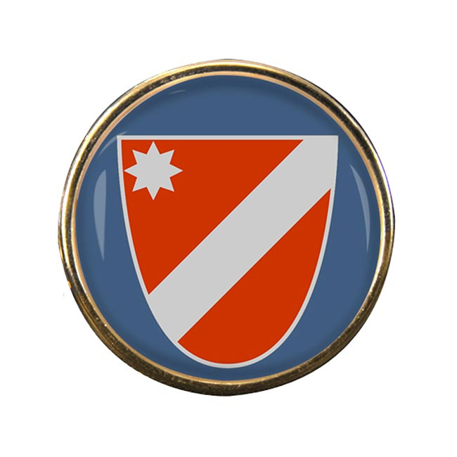 Molise (Italy) Round Pin Badge