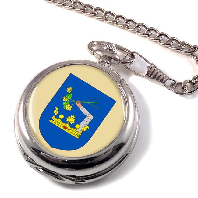 Somogy (Hungary) Pocket Watch