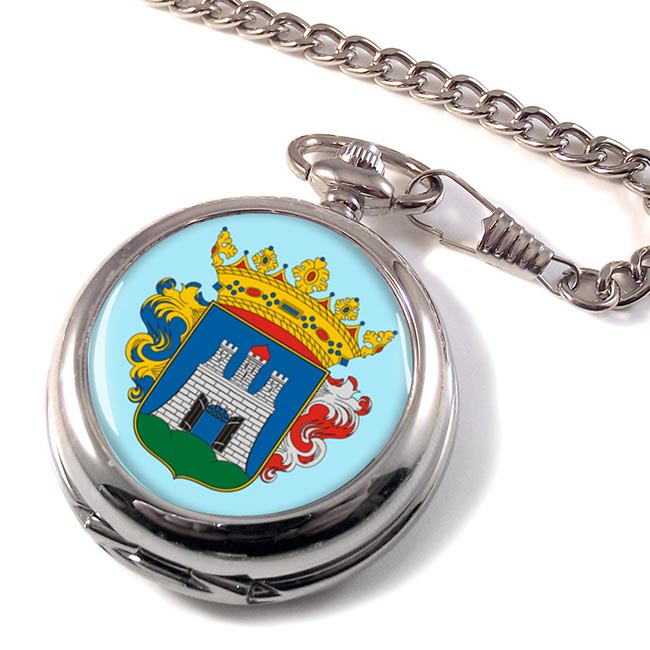 Szekesfeherva�r (Hungary) Pocket Watch