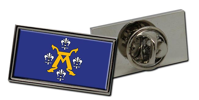 Turku Flag Pin Badge