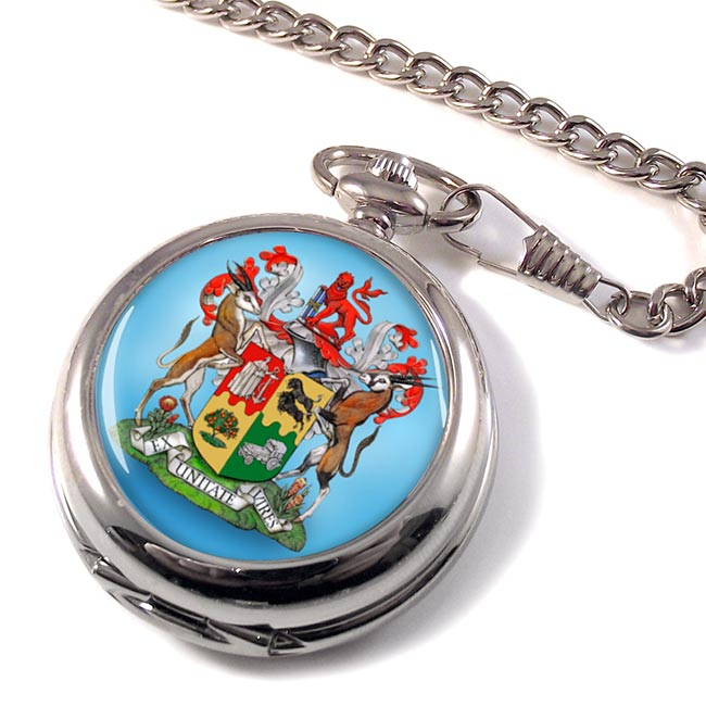 Union of South Africa Pocket Watch