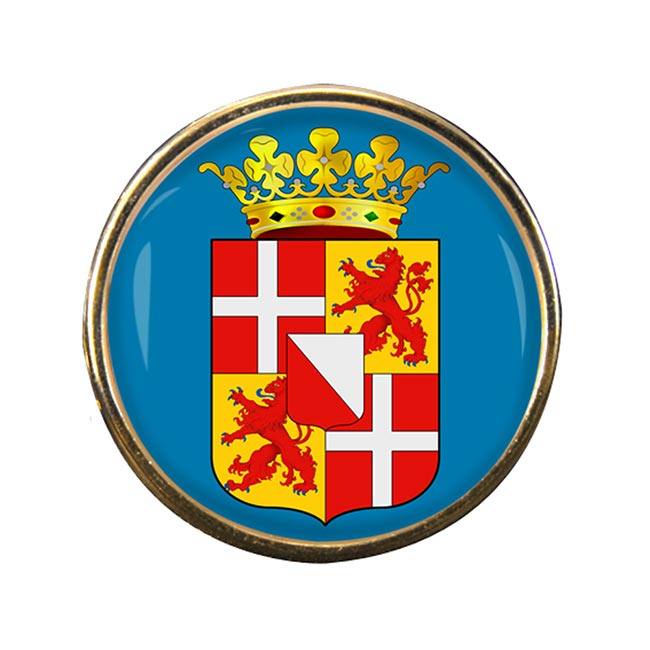 Utrecht (Netherlands) Round Pin Badge