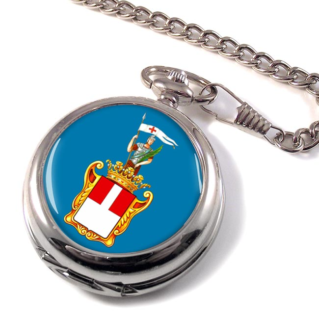 Varese (Italy) Pocket Watch