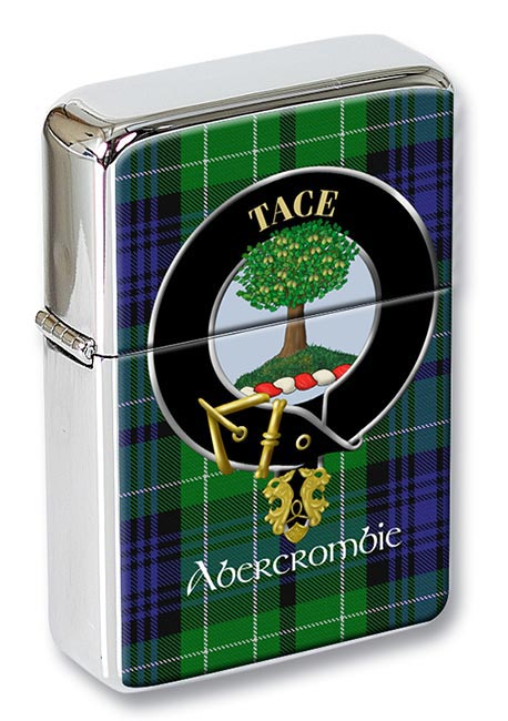 Abercrombie Scottish Clan Flip Top Lighter