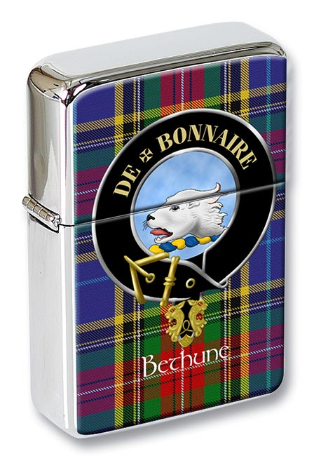 Bethune Scottish Clan Flip Top Lighter