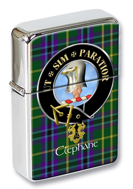 Clephane Scottish Clan Flip Top Lighter