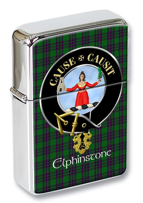 Elphinstone Scottish Clan Flip Top Lighter