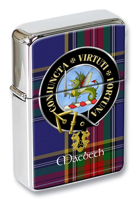 Macbeth (wyvern) Scottish Clan Flip Top Lighter