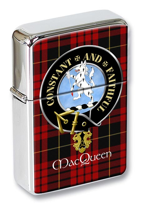 MacQueen Scottish Clan Flip Top Lighter