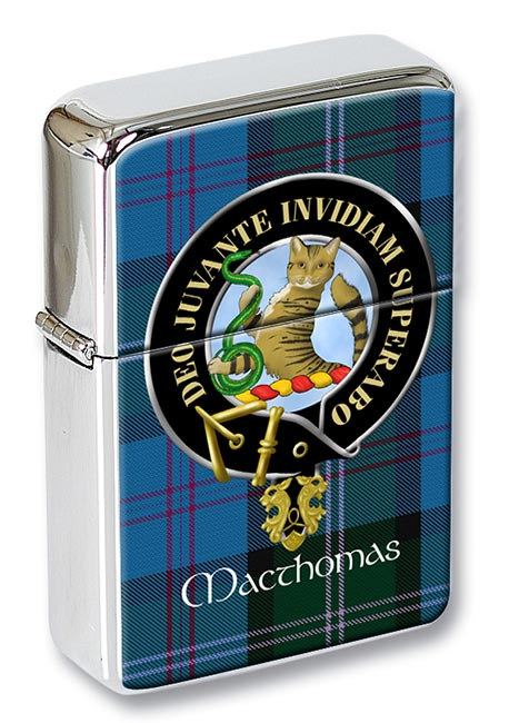 Macthomas Scottish Clan Flip Top Lighter