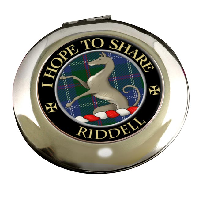 Riddell Scottish Clan Chrome Mirror