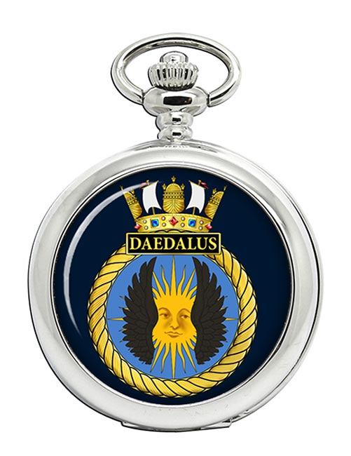 HMS Daedalus (Royal Navy) Pocket Watch