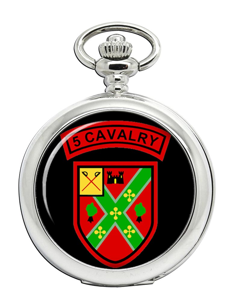 5th Cavalry Squadron (Ireland) Pocket Watch