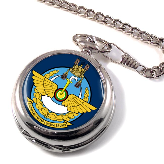 Royal Brunei Air Force Pocket Watch