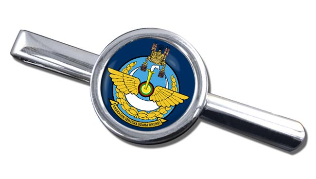 Royal Brunei Air Force Round Tie Clip