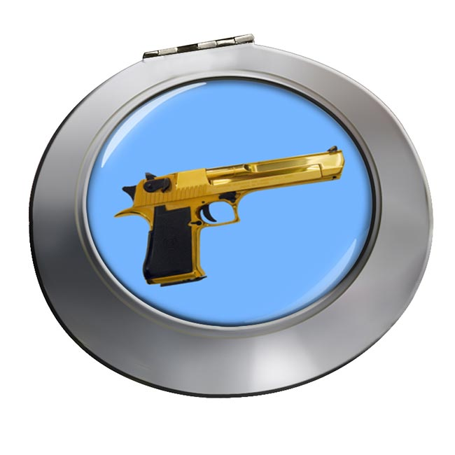 Desert Eagle Chrome Mirror