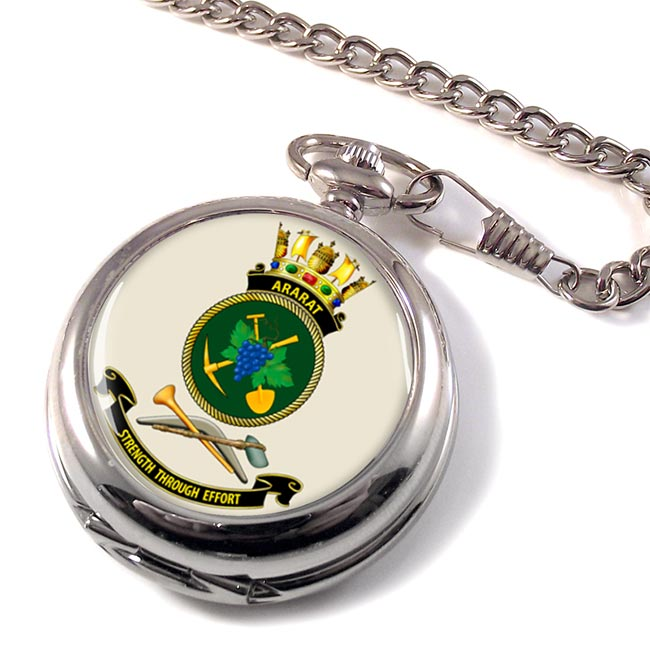 HMAS Ararat Pocket Watch