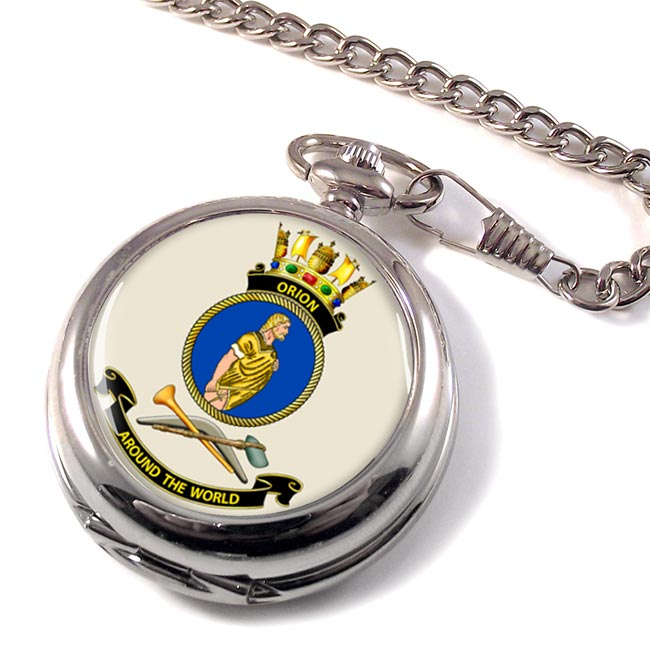 HMAS Orion Pocket Watch