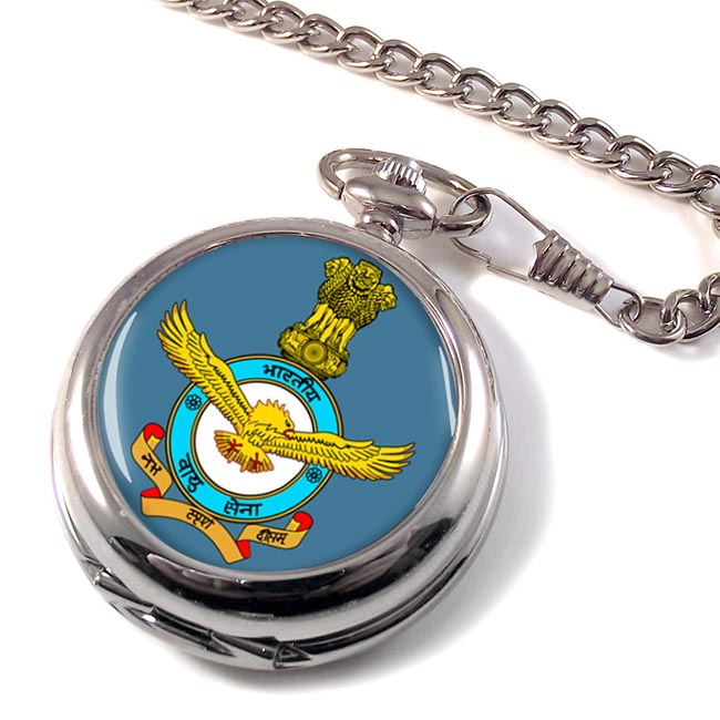 Indian Air Force Pocket Watch