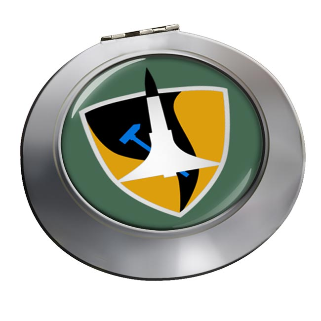 69 Squadron IAF Chrome Mirror