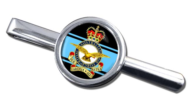Royal Australian Air Force (RAAF) Round Tie Clip