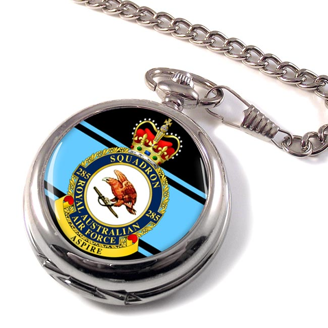 285 Squadron RAAF Pocket Watch