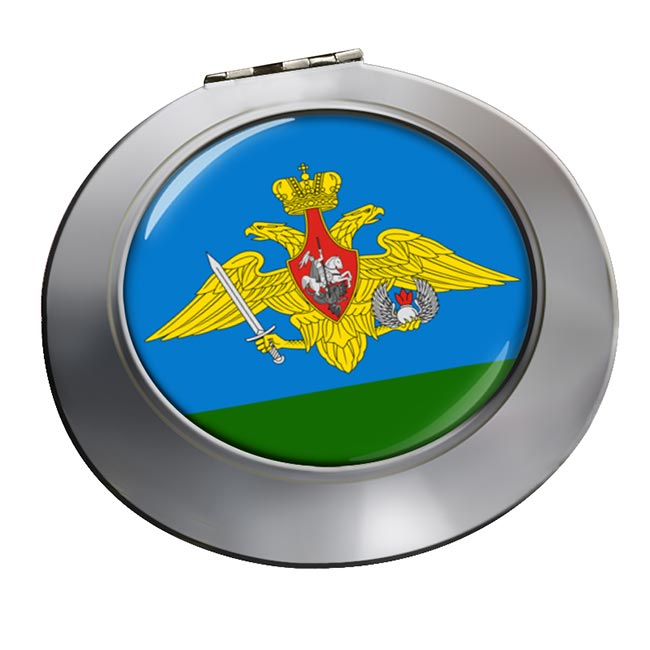 Russian Airborne Troops Chrome Mirror