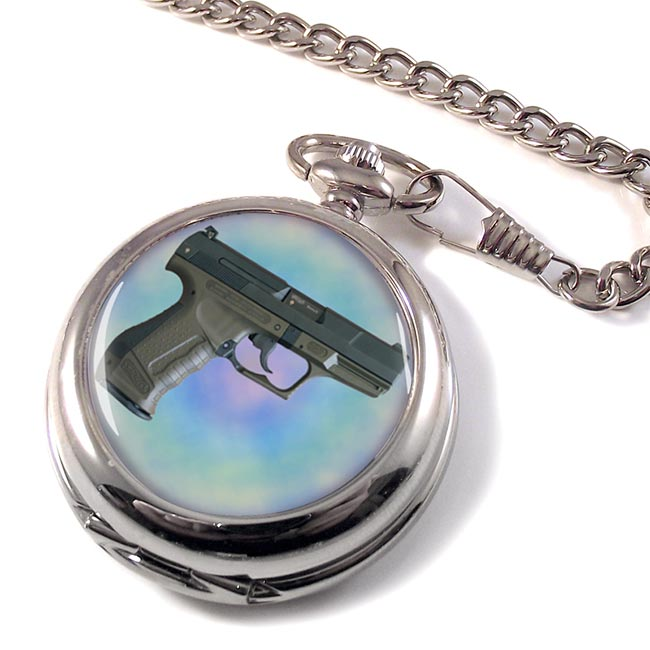 Walther P99 Pocket Watch