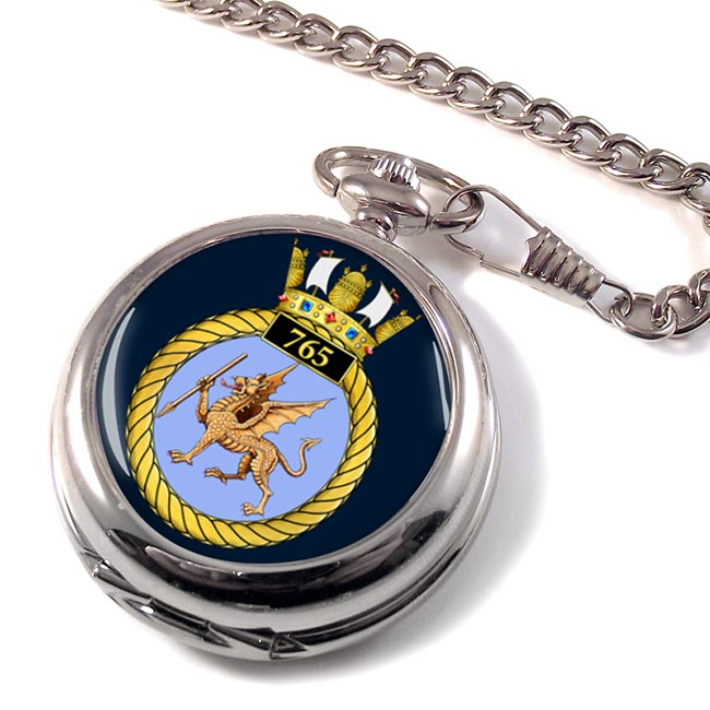 765 Naval Air Squadron (Royal Navy) Pocket Watch